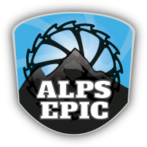 Logo alpes epic