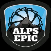 Logo alpes epic