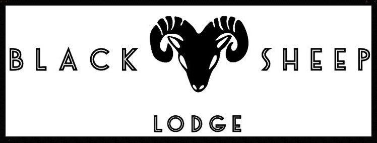 Logo blacksheep lodge