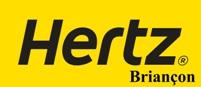 Logo hertz briancon 89