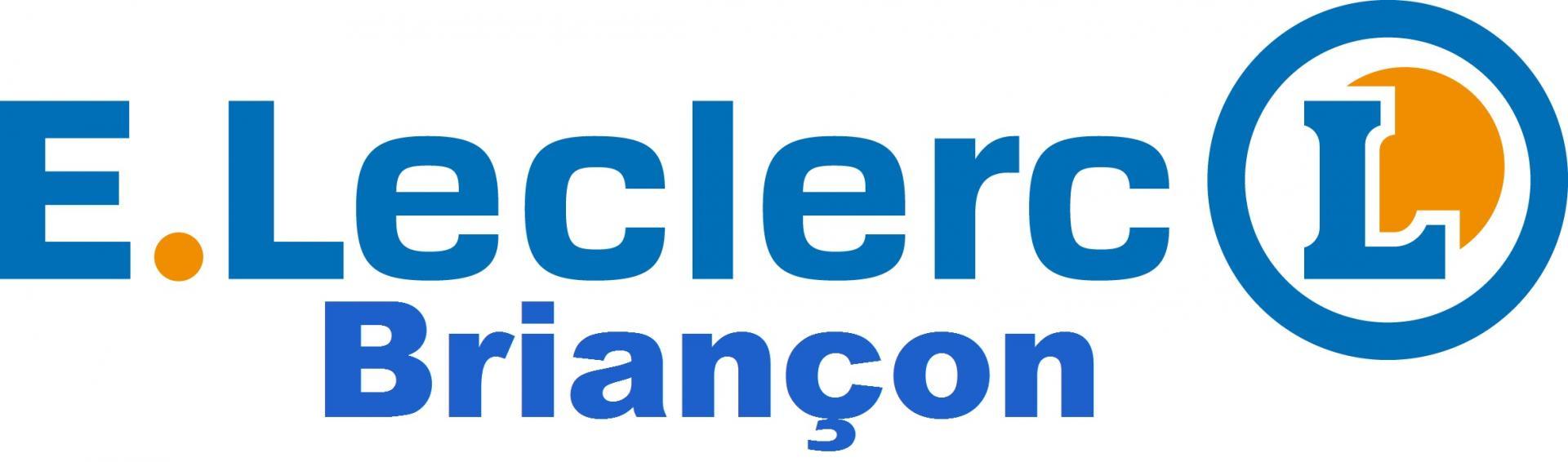 Logo leclerc briancon