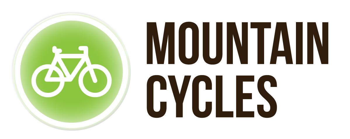 Logo mountain cycles